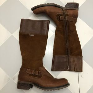 Brown Leather Sonoma Boots